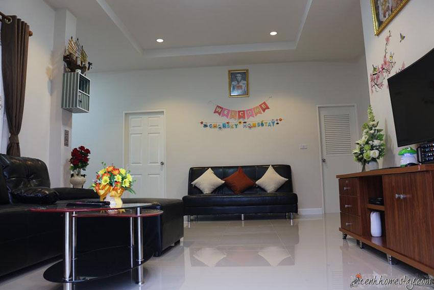 10 Khách sạn, nhà nghỉ, hostel, homestay Pattaya Thái Lan giá rẻ