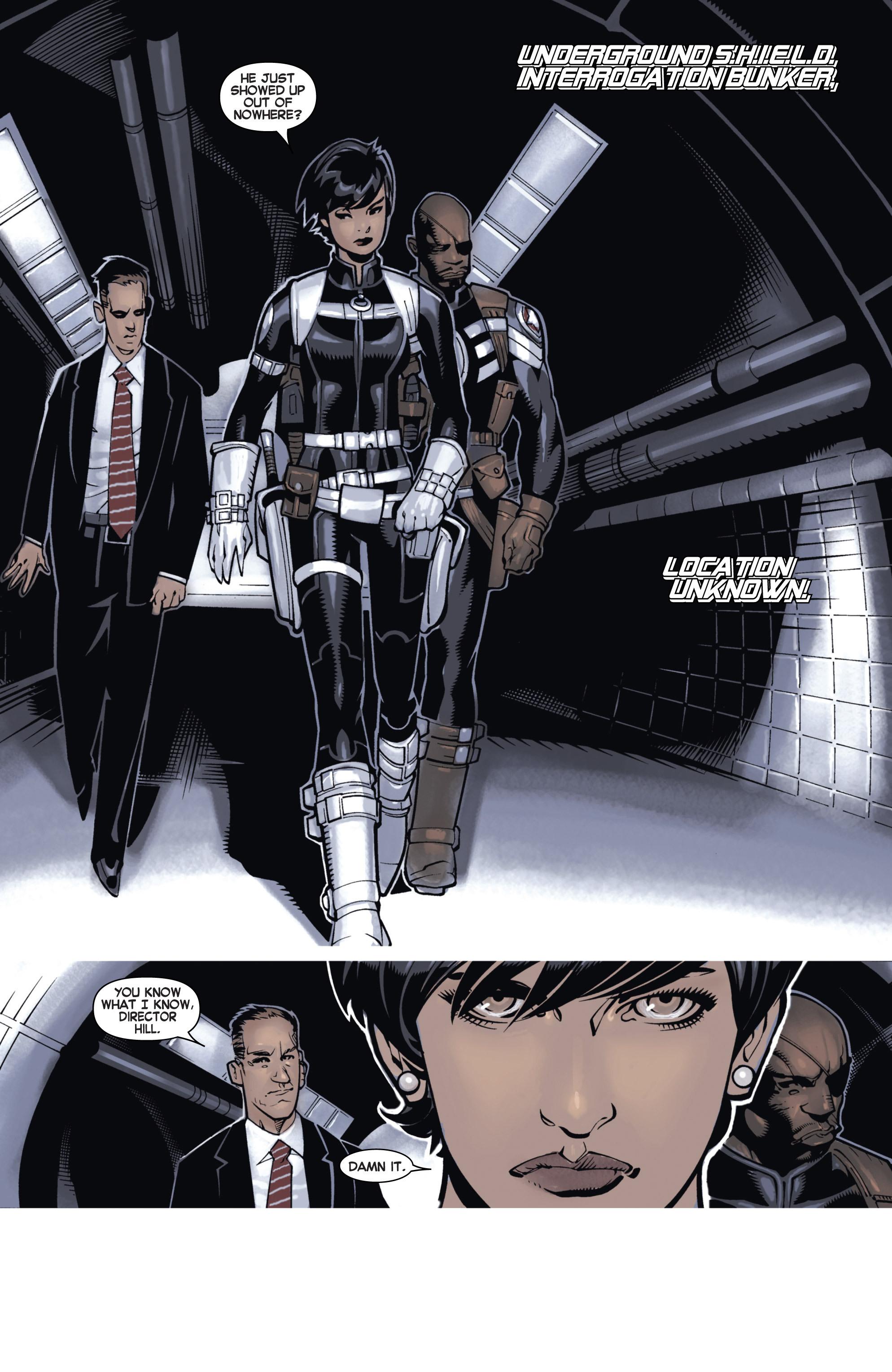 Read online Uncanny X-Men (2013) comic -  Issue # _TPB 1 - Revolution - 5