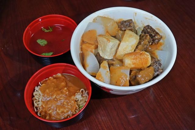 土城延吉街《素屋·日式拉麵、關東煮》土城日式素食晚餐及宵夜