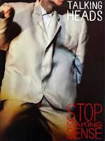 Stop making sense by Jonathan Demme