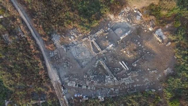 Ελληνιστικό Ιερό Ανακαλύφθηκε Στην Αρχαία  Πόλη Της Τύρου