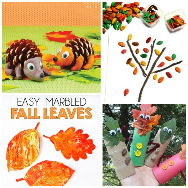 25 totally awesome Fall crafts for kids