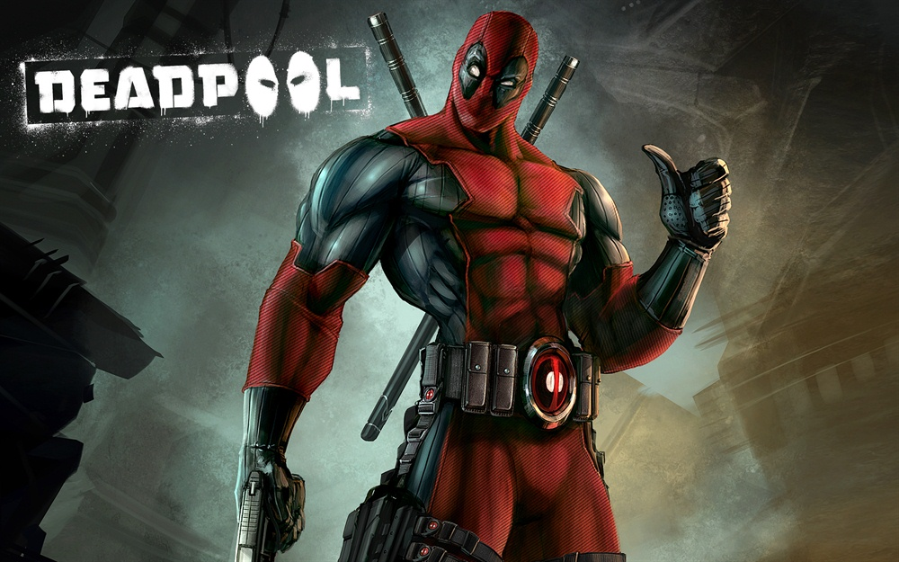 Deadpool PC Game Download Poster