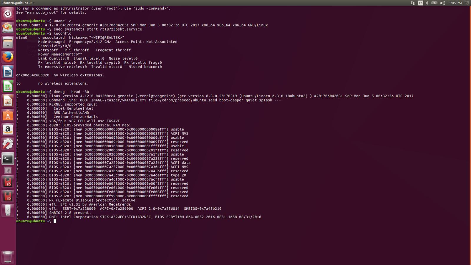 linuxium com au: Interim Ubuntu 17 04 ISO with mainline v4