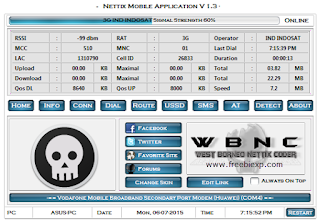 nettix mobile application 1.3 by alfa exnoob, mmd terbaru by west borneo nettix coder