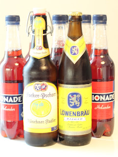 bouteille bionade radler