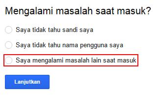 akun gmail yang telah terhapus