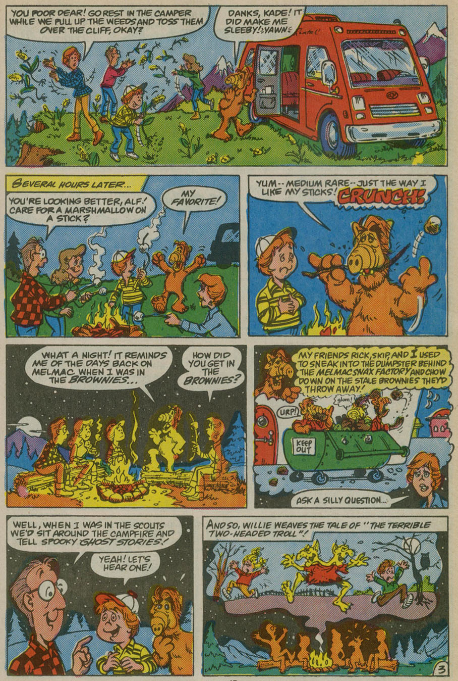 Read online ALF comic -  Issue # _Annual 1 - 16