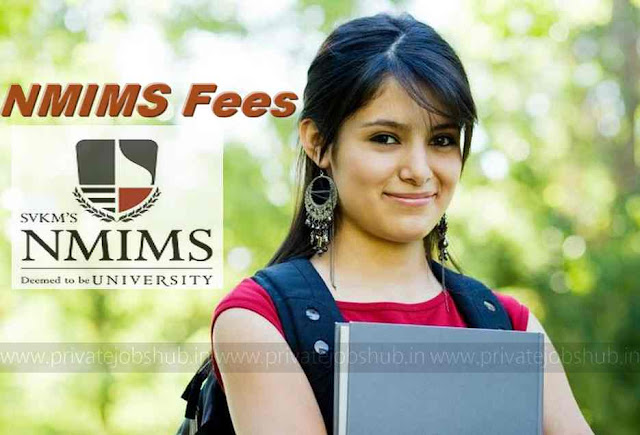 NMIMS Fees