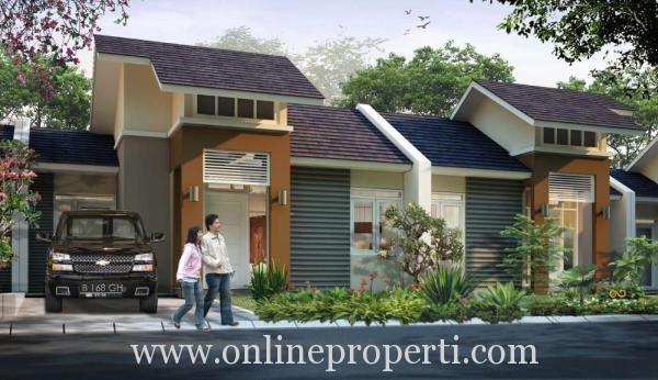 DataRumah: Jual Rumah Minimalis Baru di Cluster ...