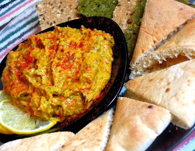eggplant spread recipe