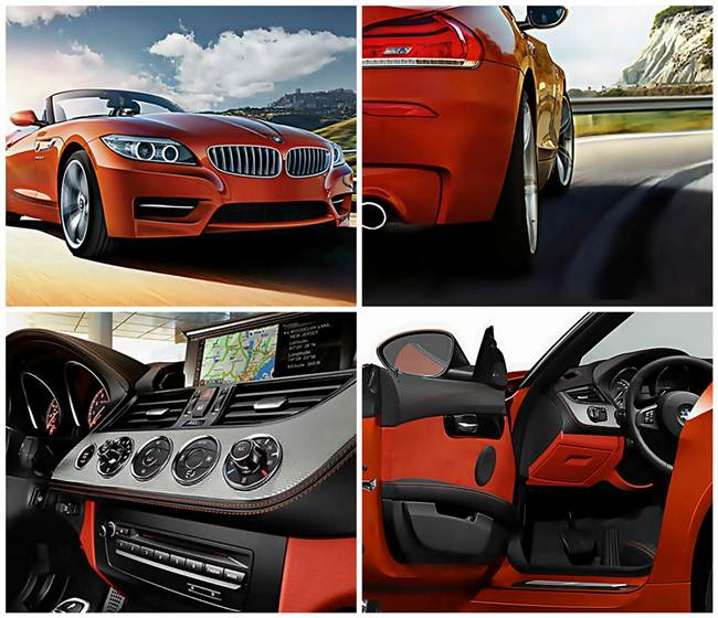 Bmw Z4 Sdrive28i: 2016 BMW Z4 SDrive28i Roadster Review