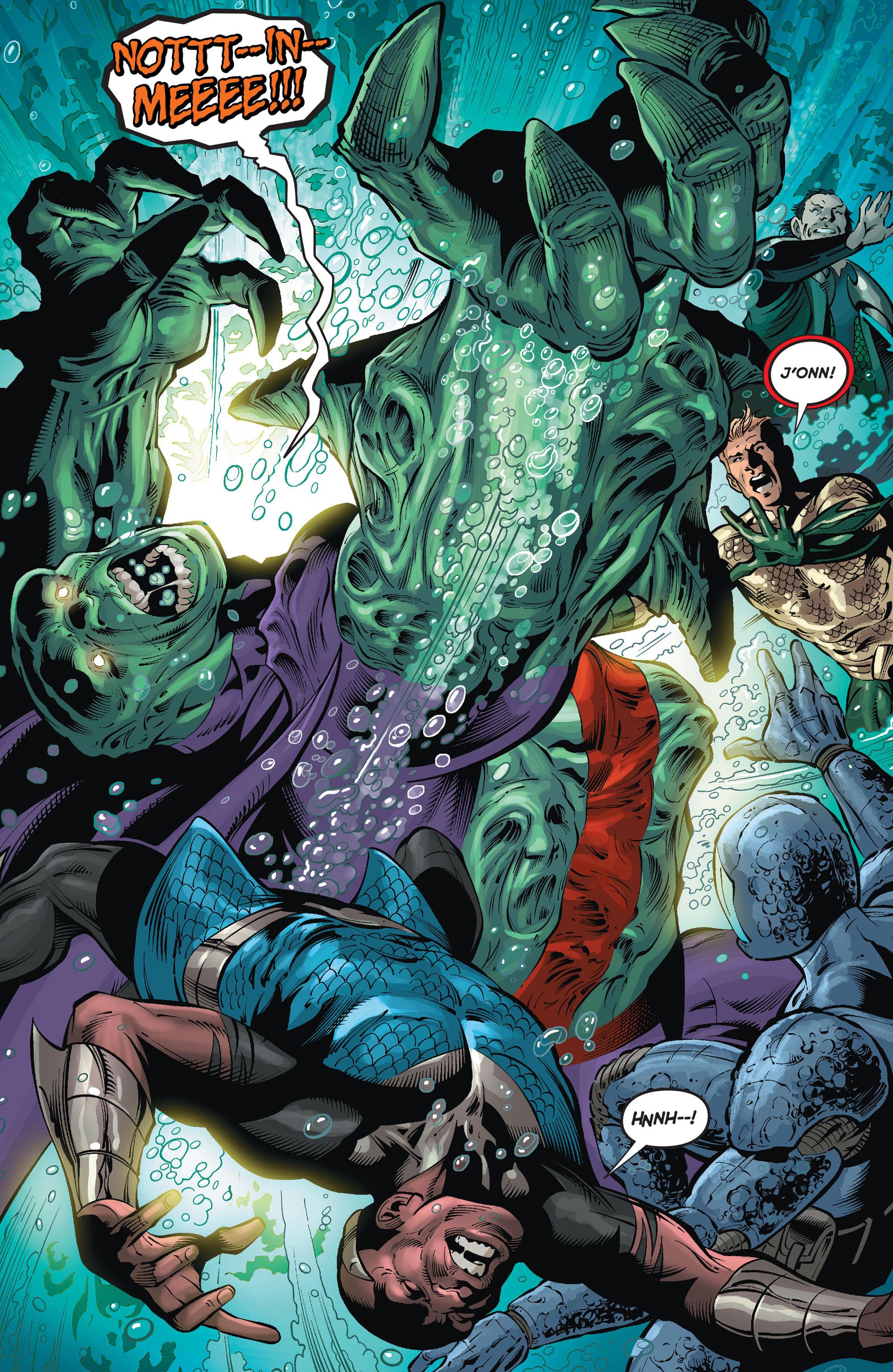 Read online Aquaman (2011) comic -  Issue #36 - 13