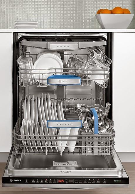 European Dishwasher-Bosch