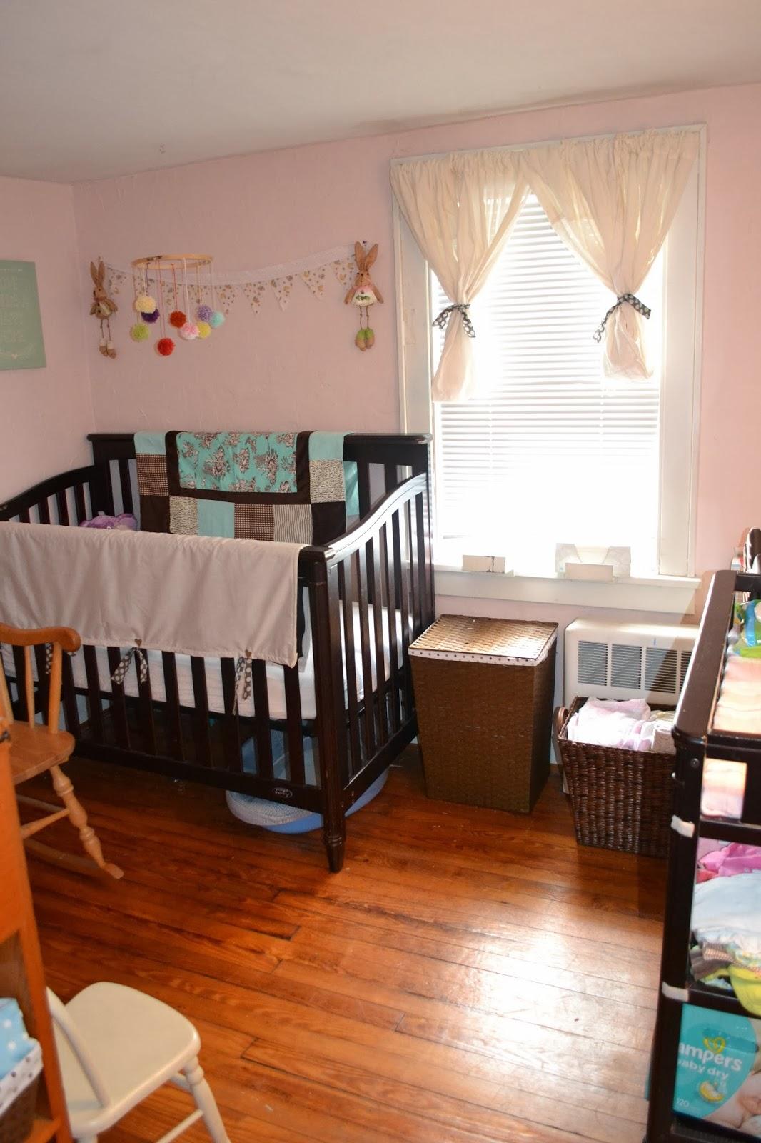 Baby Girl Nursery Diy Amp On A Budget Chronicles Of A