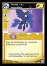 My Little Pony Princess Luna, Dream Weaver The Crystal Games CCG Card