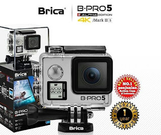 Cara setting action cam bpro 5AE