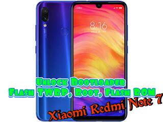 Root Xiaomi Redmi Note 7