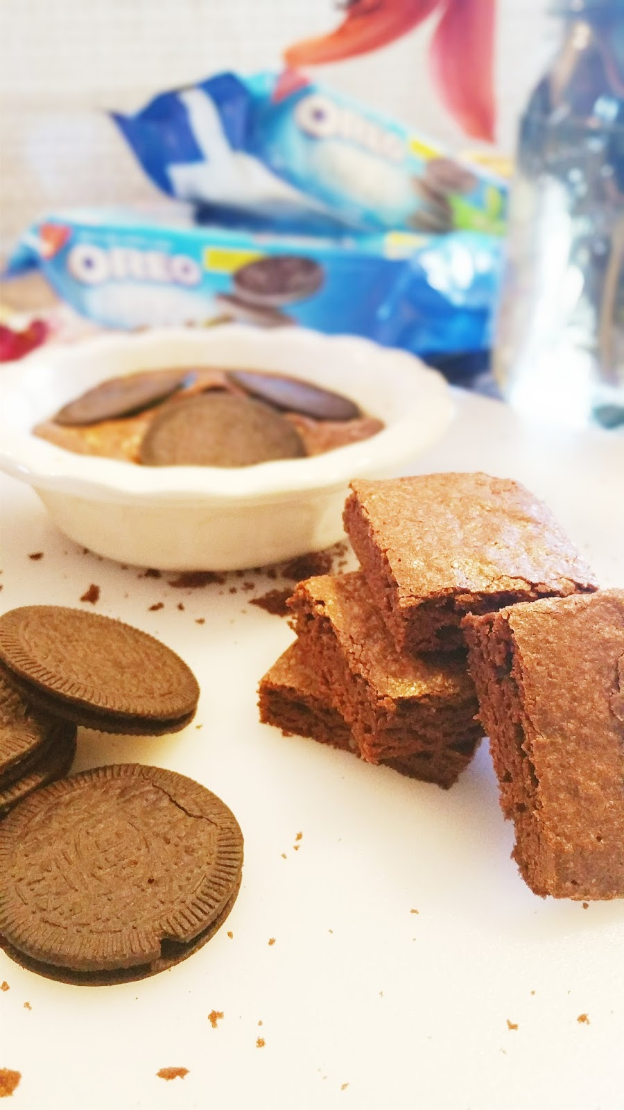 receta-brownies-oreo-thins