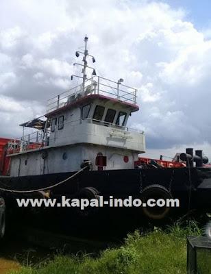 jual tugboat murah, jual tugboat santoso 29, jual tugboat bekas, harga tugboat bekas, pemilik kapal tugboat santoso 29, jual kapal tugboat di samarinda, perusahaan kapal tugboat di samarinda