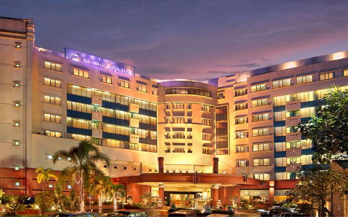 Hotel Grand Aquila Di Bandung