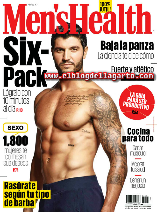 Men's Health México -Six Pack Baja la panza