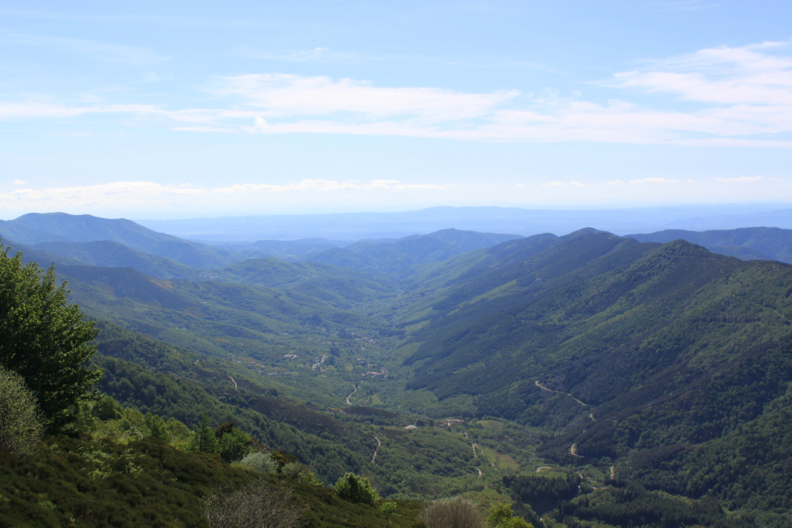 Ardèche - le Col de Meyrand