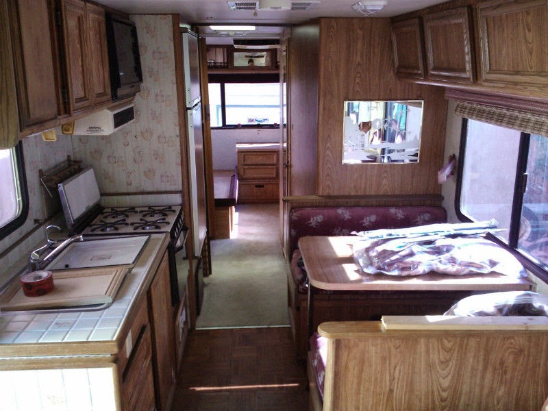 Used Rvs 1988 Gm Motorhome For Sale For Sale By Owner