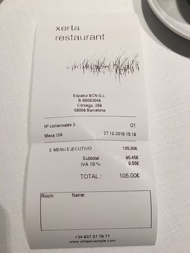 Xerta-restaurant-compte