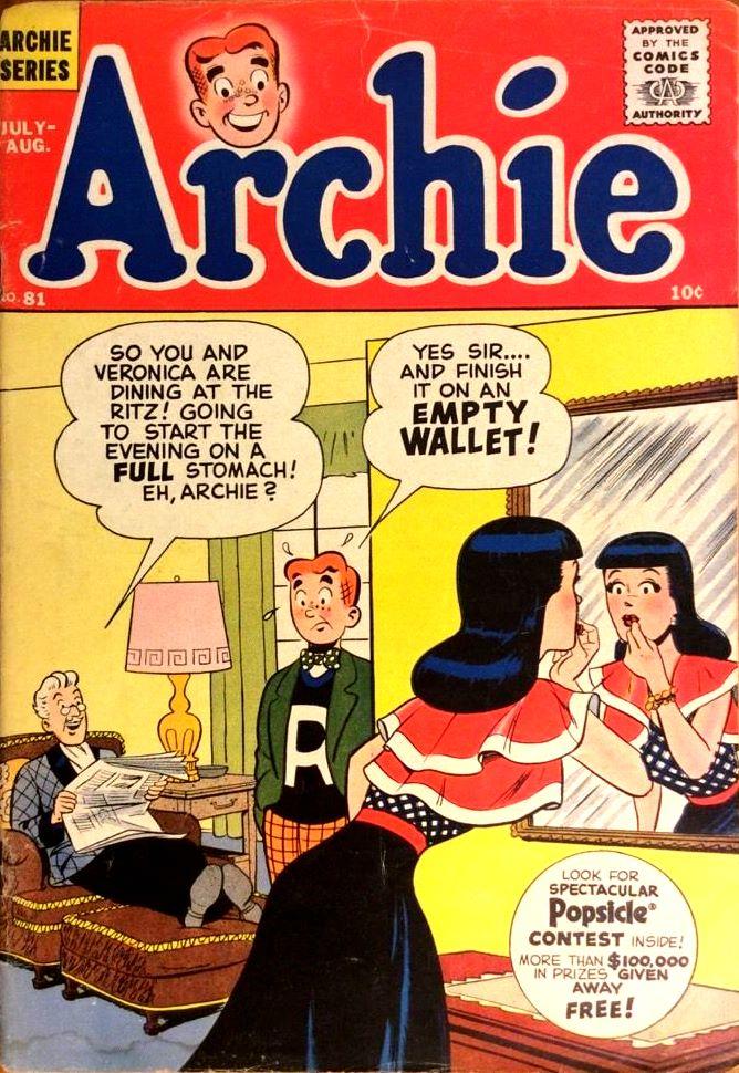 Archie Comics 081 Page 1