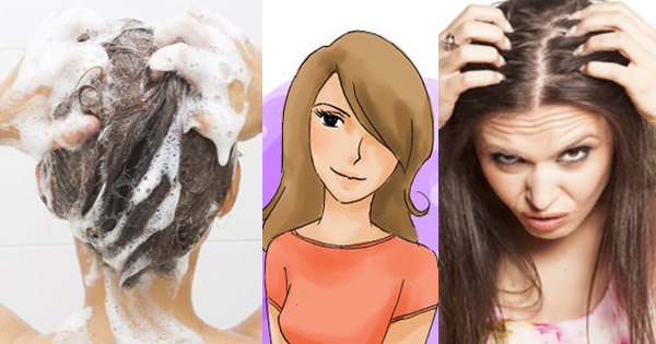 How to Keep Hair from Getting Greasy Overnight