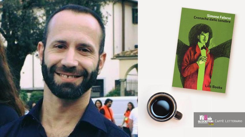 Scrittori: intervista a Simone Falorni