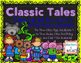 https://www.teacherspayteachers.com/Product/Classic-Tales-Emergent-Readers-2098620