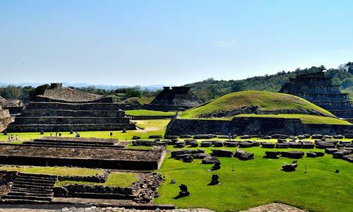 Ciudad Arqueológica El Tajín