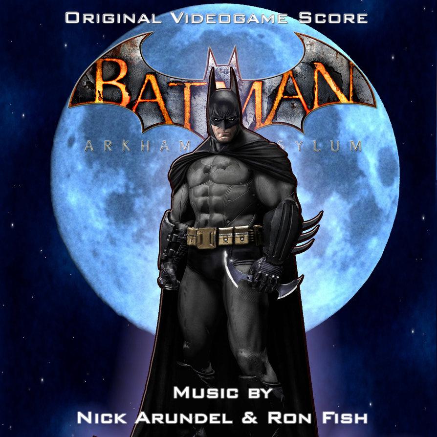 Watashi Wa WProducoesXTX: Batman: Arkham Asylum OST