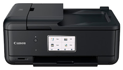 a compact multifunction printer for the dwelling identify business office Canon Pixma TR8550 Driver Download