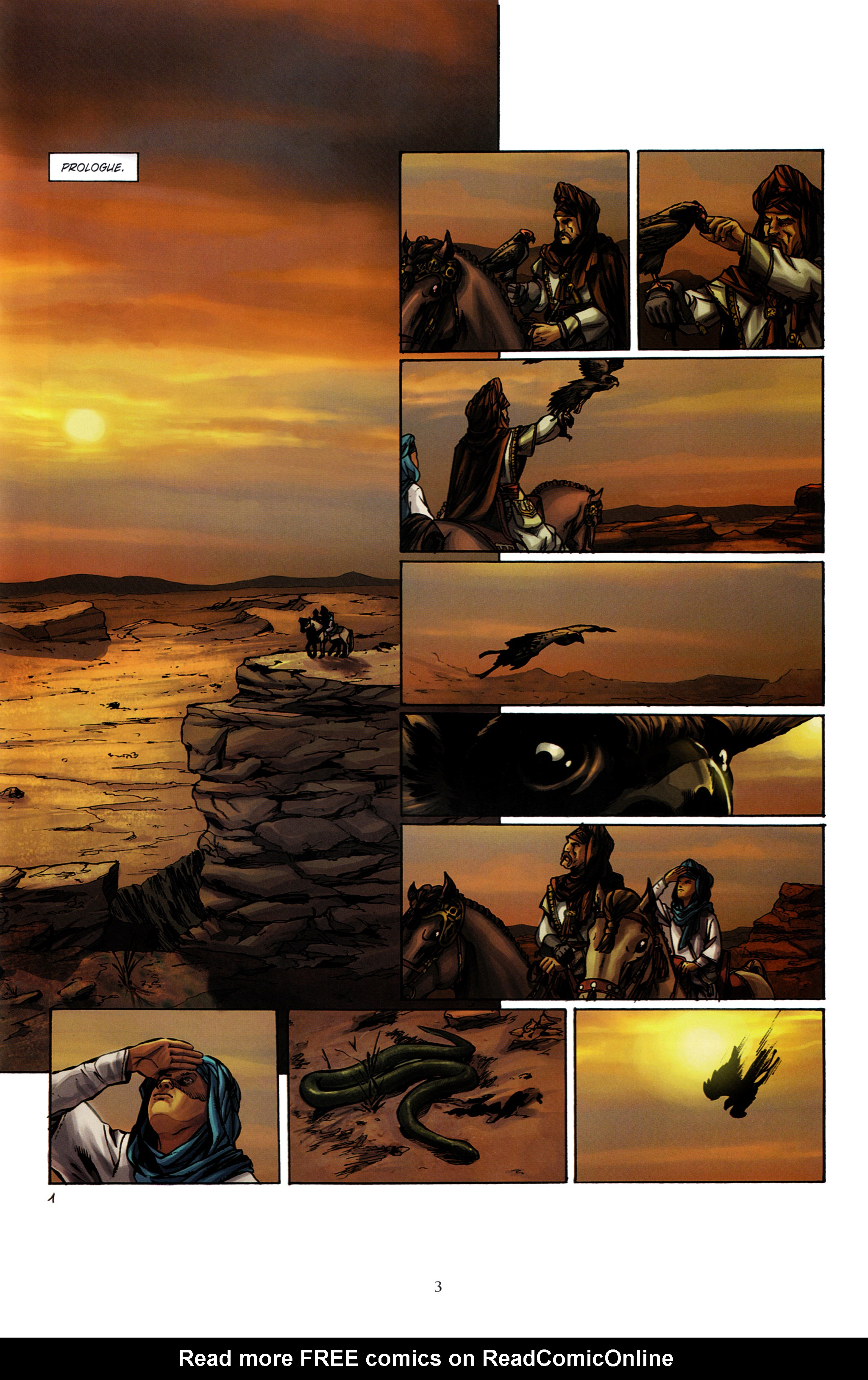 Read online Assassin's Creed (2012) comic -  Issue #2 - 7