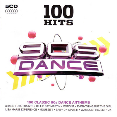100 Greatest Dance Hits of the 90's Mp3 192 Kbps