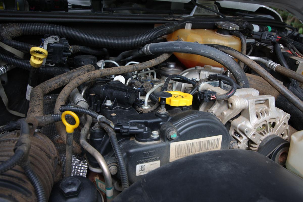 Chrysler 3.8 liter horsepower #5
