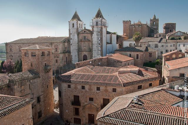 Que visitar en Cáceres