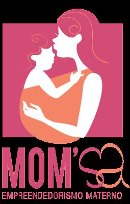 Logo da MOMSA - Empreendedorismo Materno