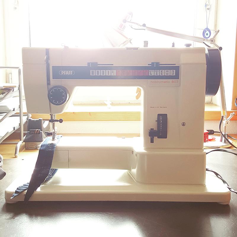 Pfaff, sewing, nähen, DIY