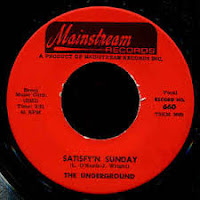 Satisfy'n Sunday (The Underground)