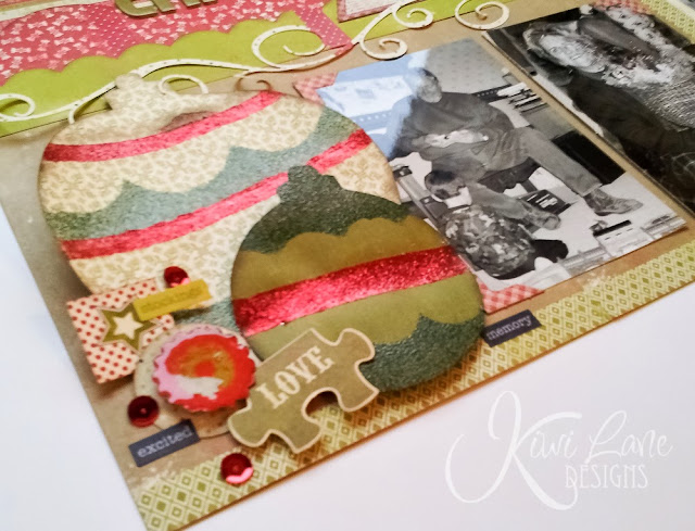 December Project for Kiwi Lane featuring Authentique -- www.MightyCrafty.me