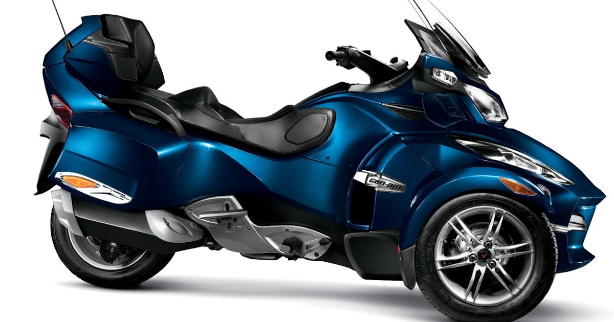 2011 Can Am Spyder Spyder Rt S Motorcycle Picture Wallpaper