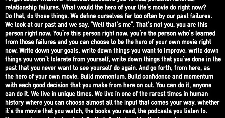 """Motivational Quotes With Pictures: """"Be The Hero Of Your"""