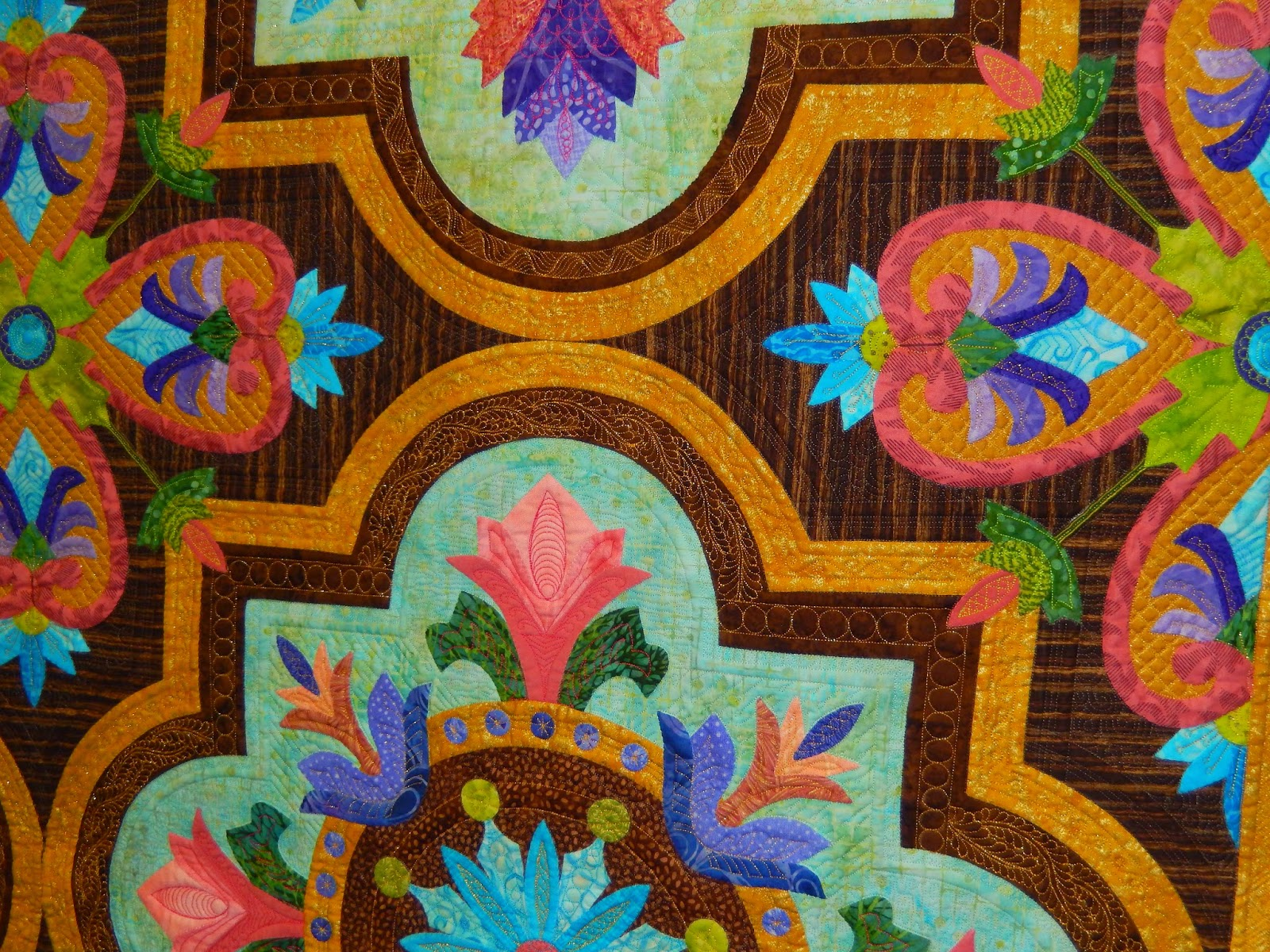Quilting Mod Aqs In Abq Best Of Show Quilts