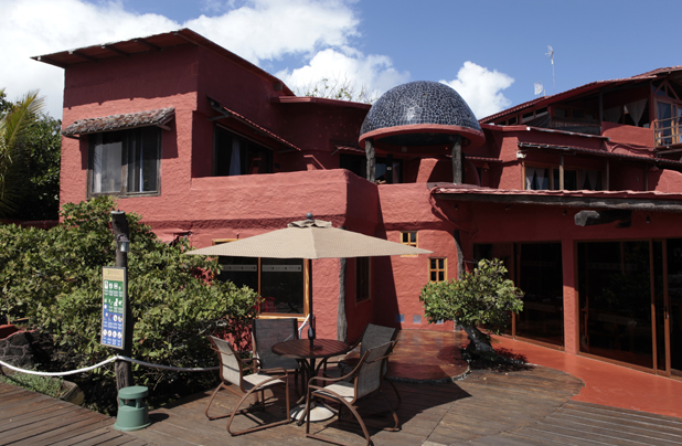 Hotels in the Galápagos Islands - Hotel Red Mangrove