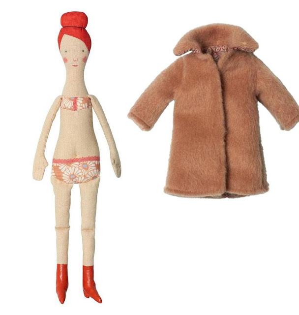 maileg ginger pop kleding