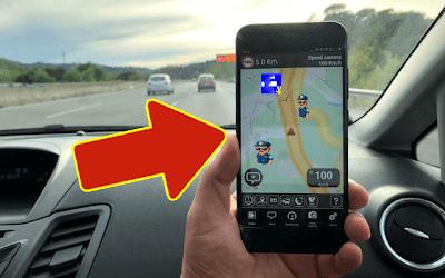 تطبيق رهيب يكشف لك مكان الرادارات ومكان تواجد الشرطة بدون أنترنت قل وداعا للمخالفات